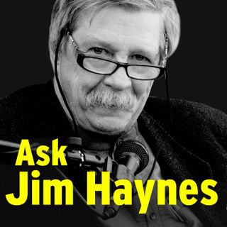 Ep1. Ask Jim! Covid - What Do We Do in Theatre?