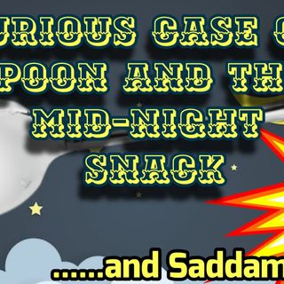 The Curious Case of the Spoon and the Mid-Night Snack episode 14