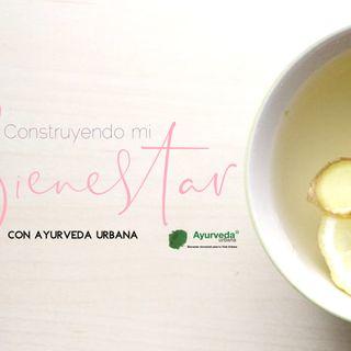 Nutrición Ayurveda 2 / Picante, Amargo, Astringente