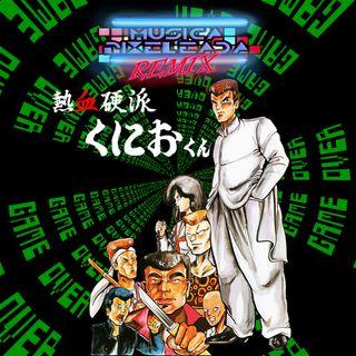 Nekketsu Koha Kunio-Kun - (Renegade) (Arcade)