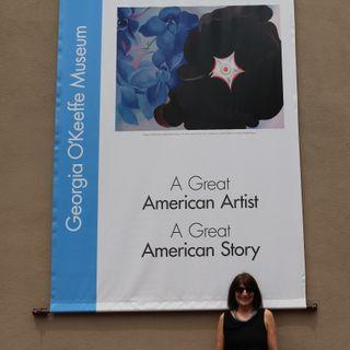 Debbie Stone: Georgia O'Keeffe and Santa Fe