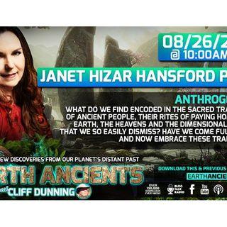 Janet Hizar Hansford, Ph.D.:  Anthrogenesis