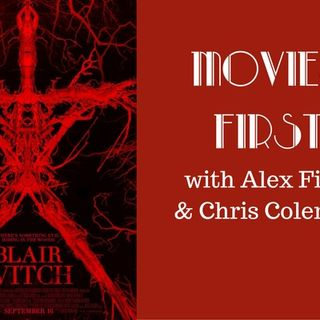 Movies First with Alex First & Chris Coleman - Blair Witch (2016)