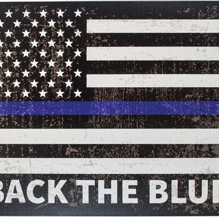 It's Okay To Support The Police