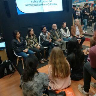 Diálogo intergeneracional sobre el futuro del ambientalismo en Colombia