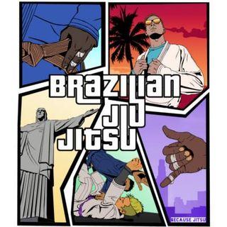 "BJJ365 - June 21, 2018 - Drew of ""Because Jitsu"""