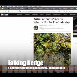 Cannabis Trends 2019