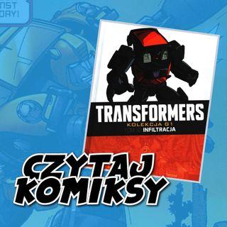 CK03 - Transformers Kolekcja G1 - tom 32 Infiltracja