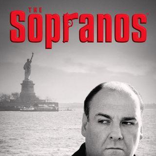 ".@ChaelSonnen disses ""The Sopranos"""