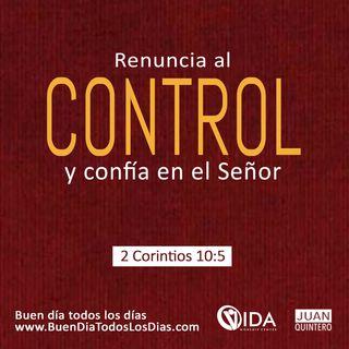 CONFÍA EN LUGAR DE CONTROLAR