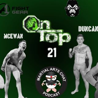 Ontop 21: with Chris Duncan, Ruairi Lavery, Kieran Reid and Reece McEwan