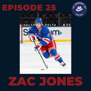 Ep. 25- Zac Jones