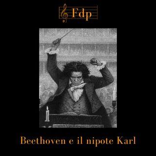 Beethoven e il nipote Karl