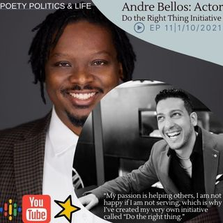 EP 11- Actor Andre Bellos