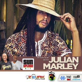 Sunsplash Mix Show Julian Marley Interview