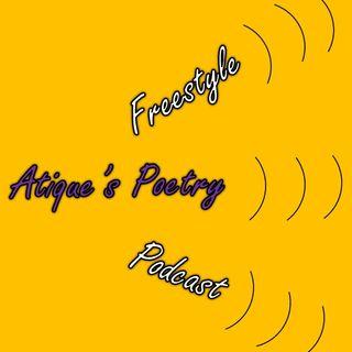 Atique's Freestyle Poetry Podcast