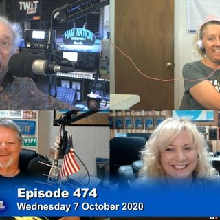Ham Nation 474: Gordo Pop-Quiz and The Daily DX