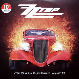 ESPECIAL ZZ TOP LIVE AT CAPITOL THEATER NEW JERSEY 80 #ZZTop #LiveAtNewJersey80 #westworld #tigerking #mulan #onward #twd #r2d2 #yoda #zztop