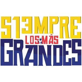 LOS MÁS GRANDES Temporada 4 programa 014. Abril 23, 2019.