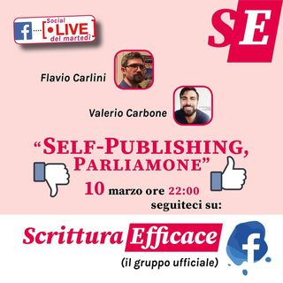 Self-Publishing... parliamone!