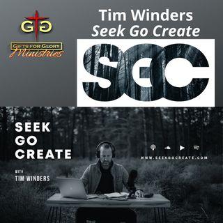 Tim Winders Seek Go Create