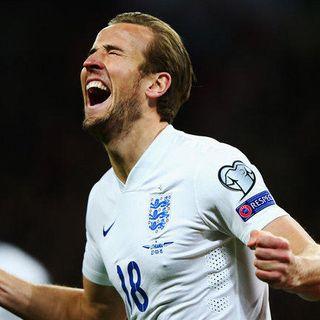 FOOTBALLER LOVE LETTERS: Harry Kane - England Loves You