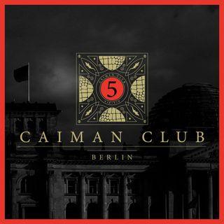 CAIMAN CLUB - Auf die Freundschaft