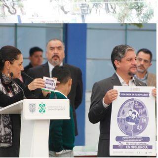 CDMX tiene campaña contra violencia durante noviazgo