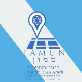 Kitzur Shulchan Aruch Studycast Chapter 1