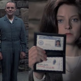 Silence of the Lambs: Lecter and Starling