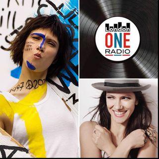 LondonONEradio con Intervista ad ELISA -un concentrato di ritmo ed energia- Concerto a Londra il 23 Febbraio