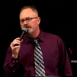 The Unseen Inside - 9 29 19 Pastor Joe Myers