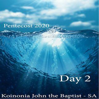 PENTECOST NOVENA - DAY 2
