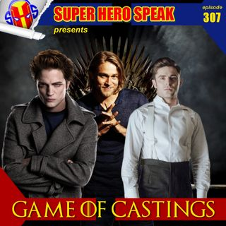 #307: Game of Castings