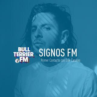 SignosFM Primer Contacto con Erik Canales