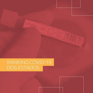 Ranking Covid-19 dos Estados