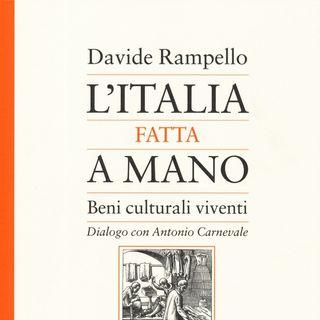 """Davide Rampello """"L'Italia fatta a mano"""""""