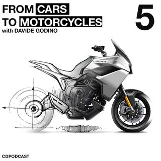 From Cars to Motorcycles: with Davide Godino
