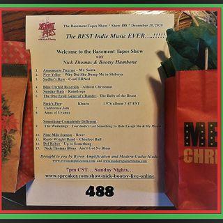 Show #488 - December 20, 2020 - MERRY CHRISTMAS!