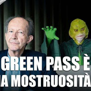 Il green pass è una mostruosità - Il Controcanto - Rassegna stampa dell' 8 Ottobre 2021