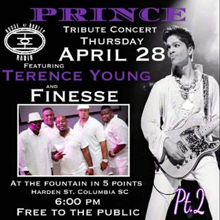 5 Points 5 After Five Prince Concert Tribute: Featuring Terence Young and the Finesse Band Pt 2
