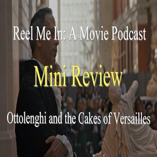 Mini Review: Ottolenghi and the Cakes of Versailles