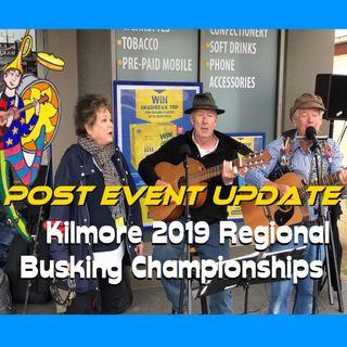 Regional Busking Update - Kilmore 2019 & Narooma - Allan Spencer