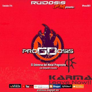 proGDosis 214 - 09ene2021 - Karma