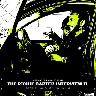 The Richie Carter Interview II.