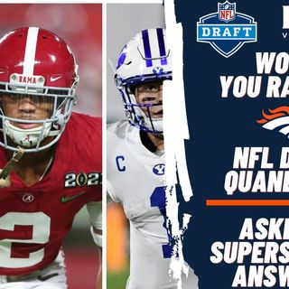 DVDD #085: NFL Draft | Would You Rather? Asked by You & Answered by Us