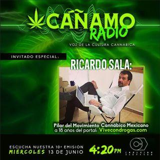 Canamo Radio decima emision