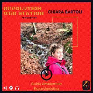 INTERVISTA CHIARA BARTOLI - GUIDA AMBIENTALE ESCURSIONISTICA