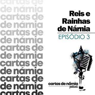Ep. 3 - Reis e Rainhas - Paulo Cruz e a Imaginação Moral