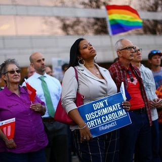 North Carolina Governor Lies About State's Anti-LGBT Law
